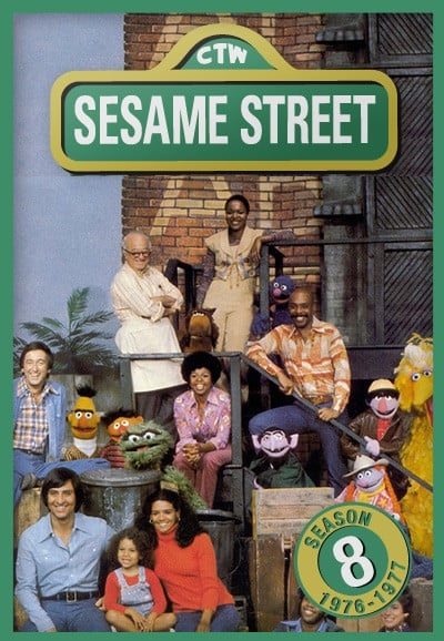 Sesame Street Season 8