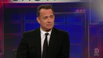 The Daily Show with Trevor Noah Season 16 :Episode 85  Tom Hanks