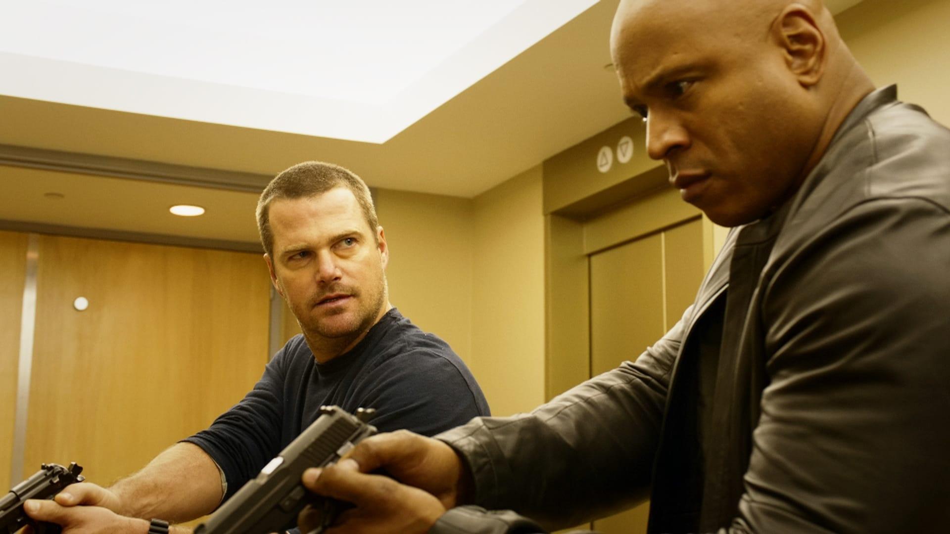 NCIS: Los Angeles Season 6 :Episode 12  Spiral