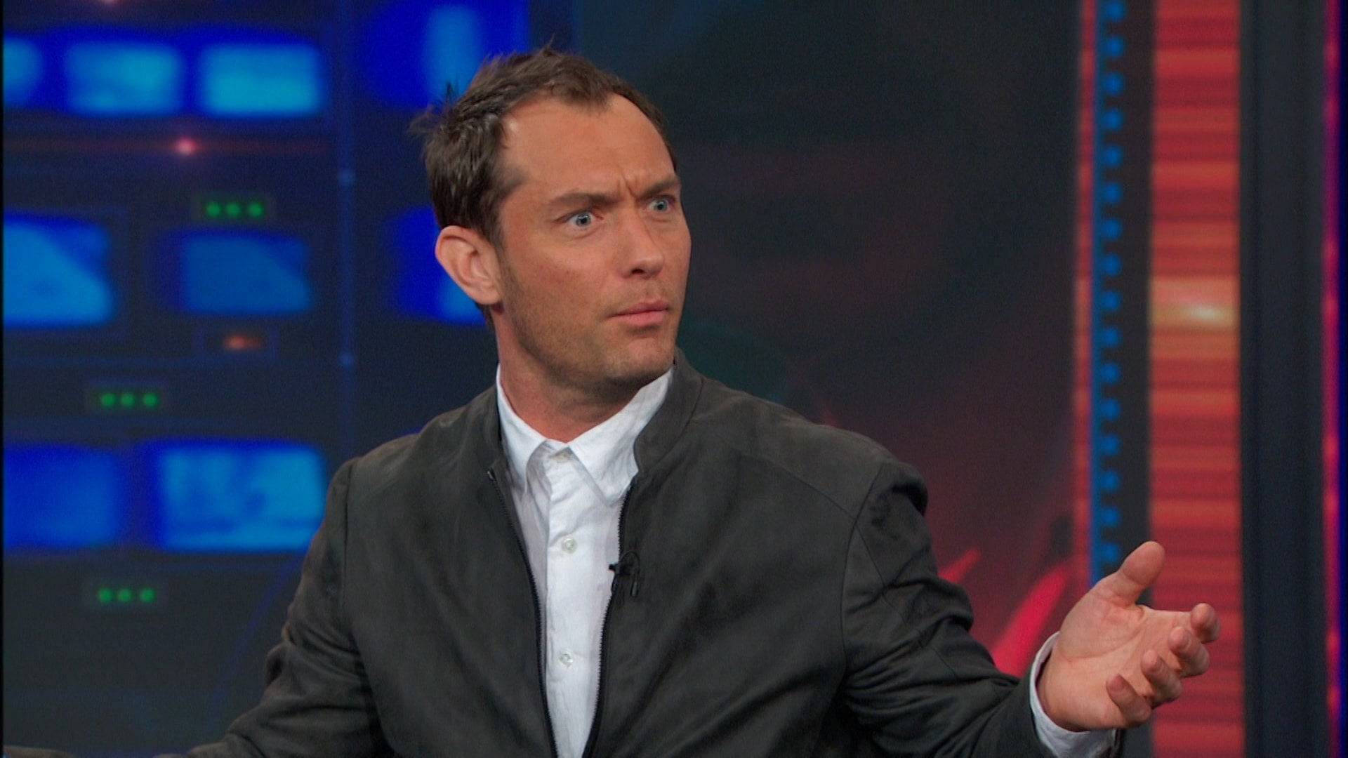 The Daily Show with Trevor Noah Season 19 :Episode 81  Jude Law