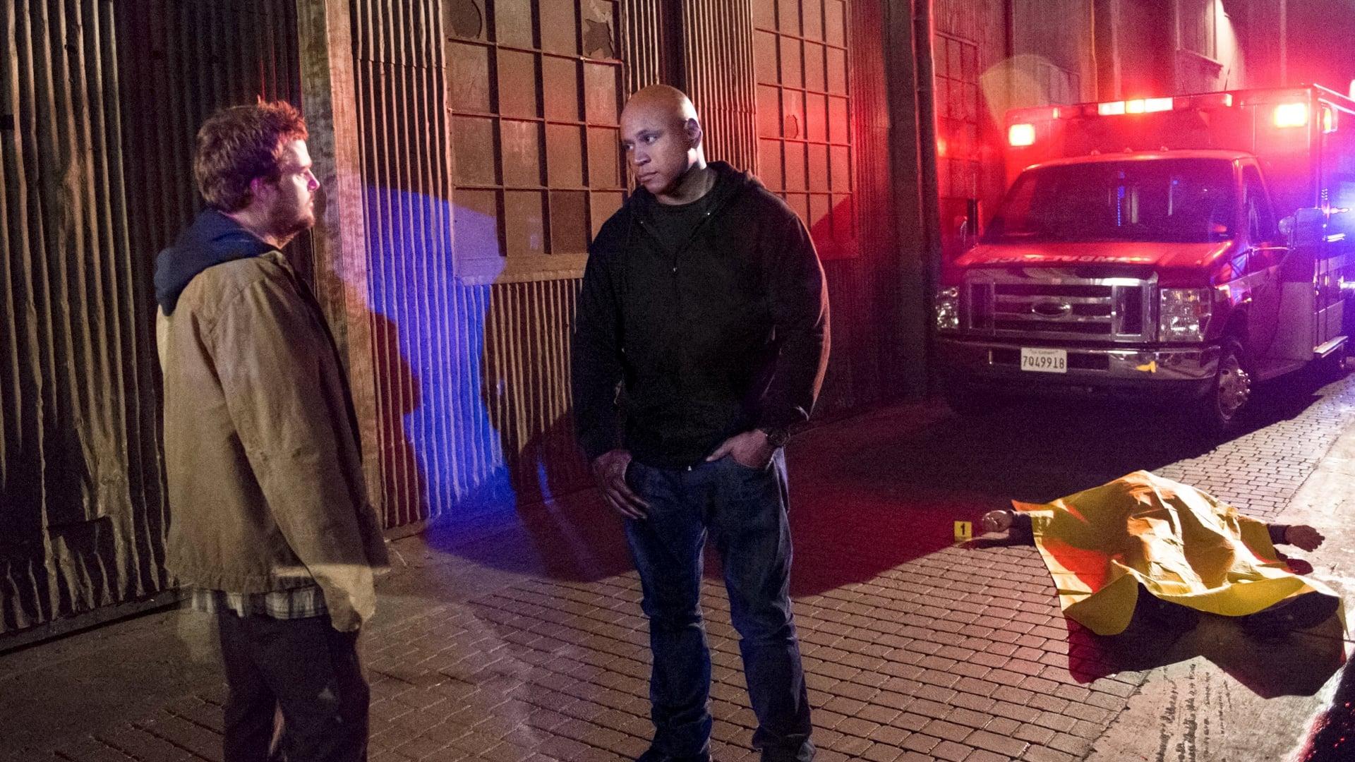NCIS: Los Angeles Season 7 :Episode 1  Active Measures
