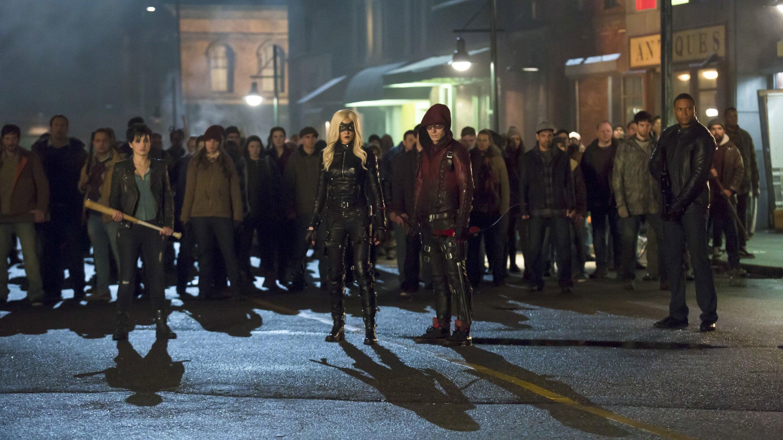 Arrow Season 3 :Episode 12  Uprising