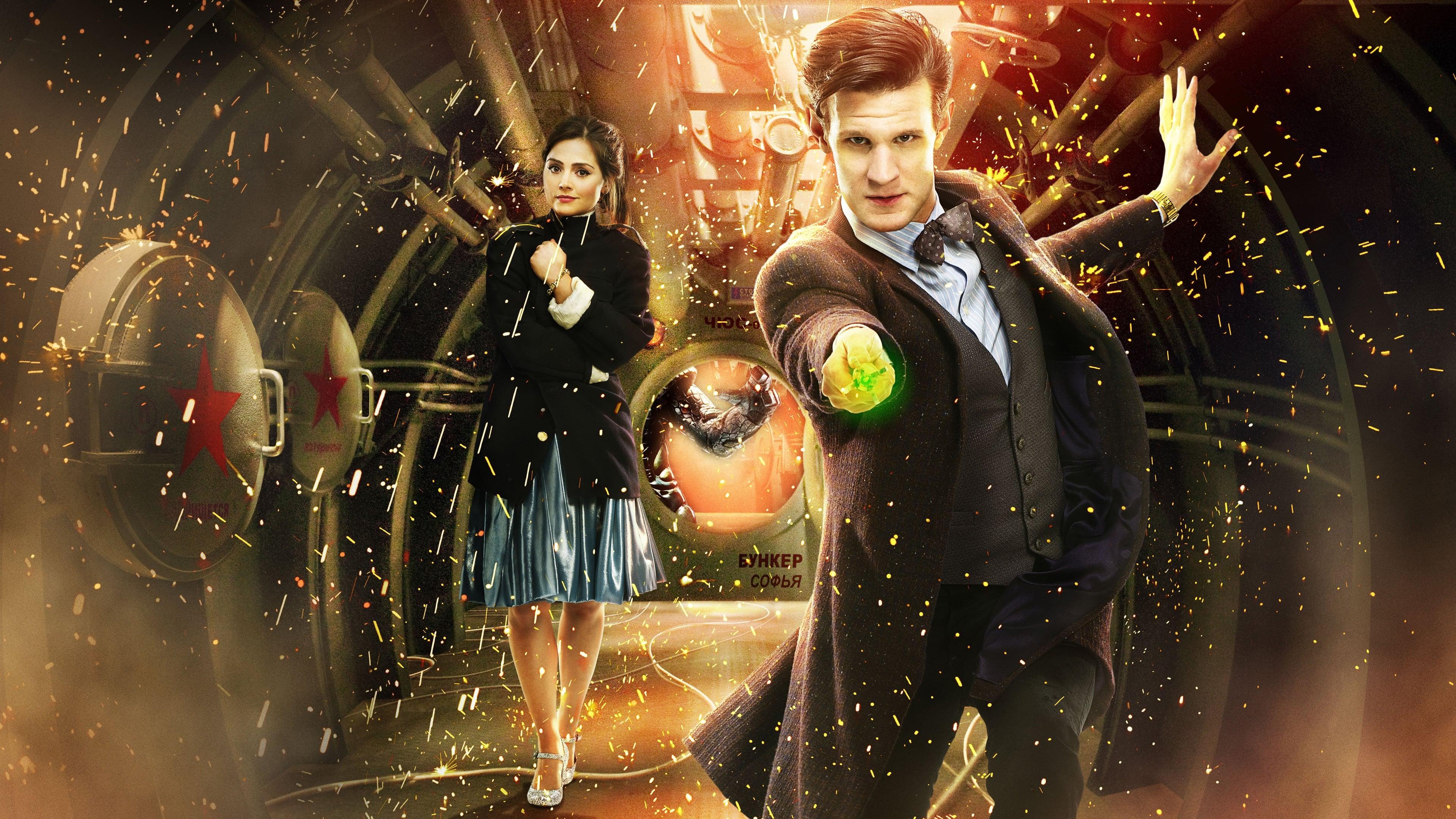 Doctor Who Season 7 :Episode 8  Cold War