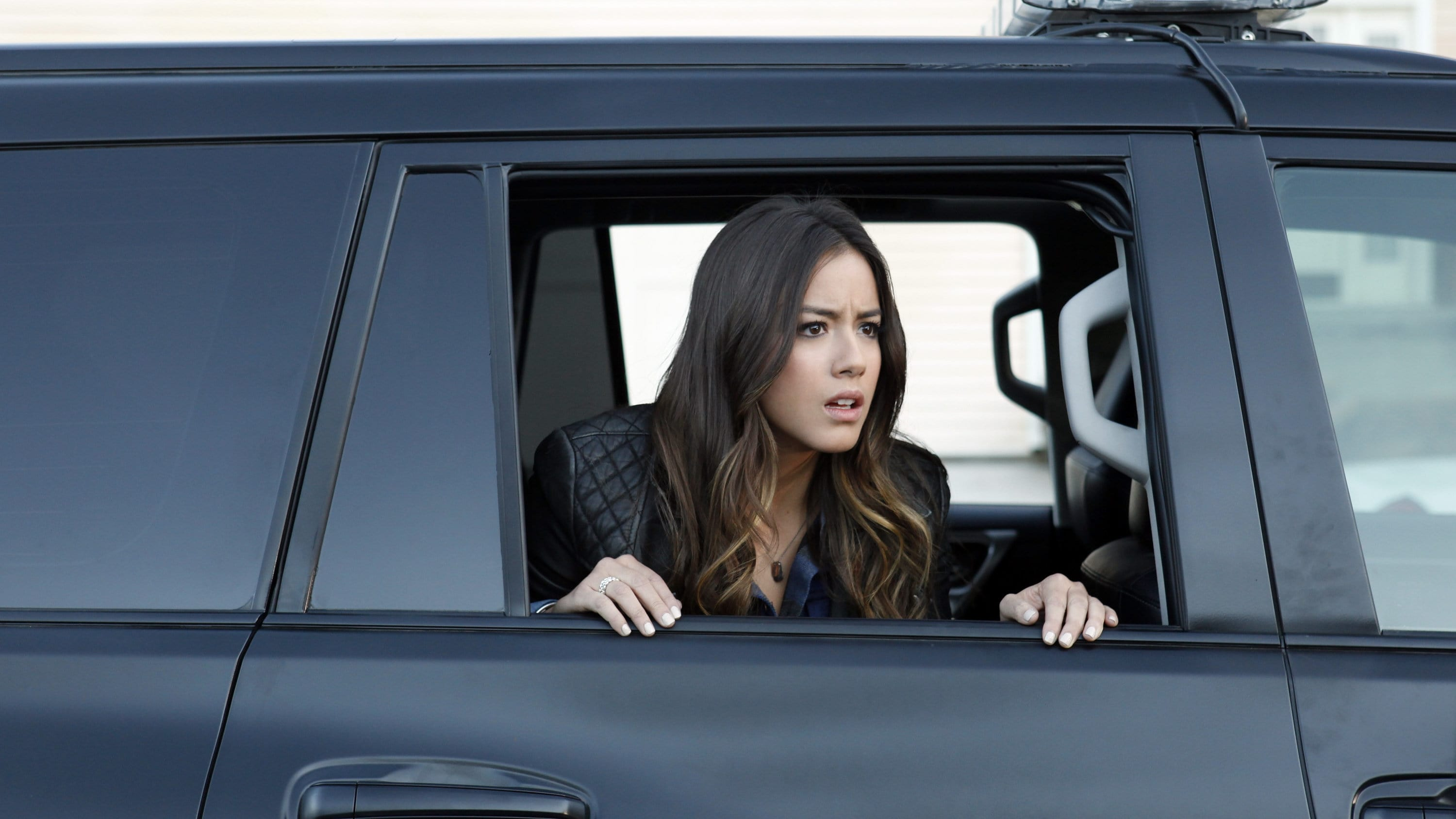 Marvel's Agents of S.H.I.E.L.D. Season 1 :Episode 9  Der Geist in der Maschine