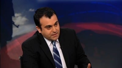 The Daily Show with Trevor Noah Season 17 :Episode 56  Ali Soufan