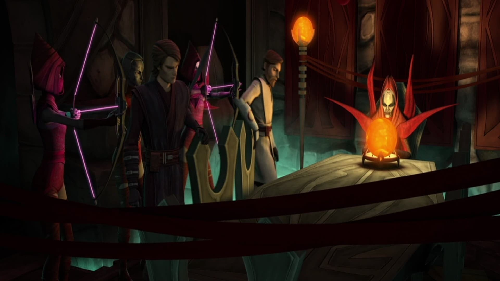 Star Wars: The Clone Wars - Season 3 Episode 14 : Witches of the Mist
