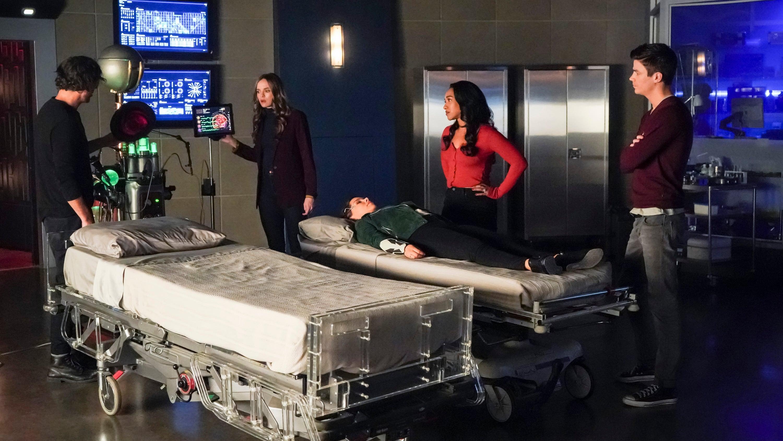 The Flash (2014) • S05E12