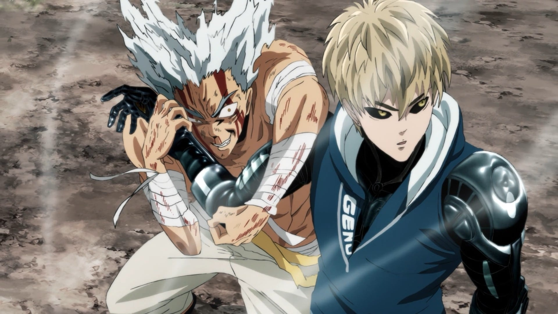 One-Punch Man Season 2 :Episode 11  The Varieties of Pride