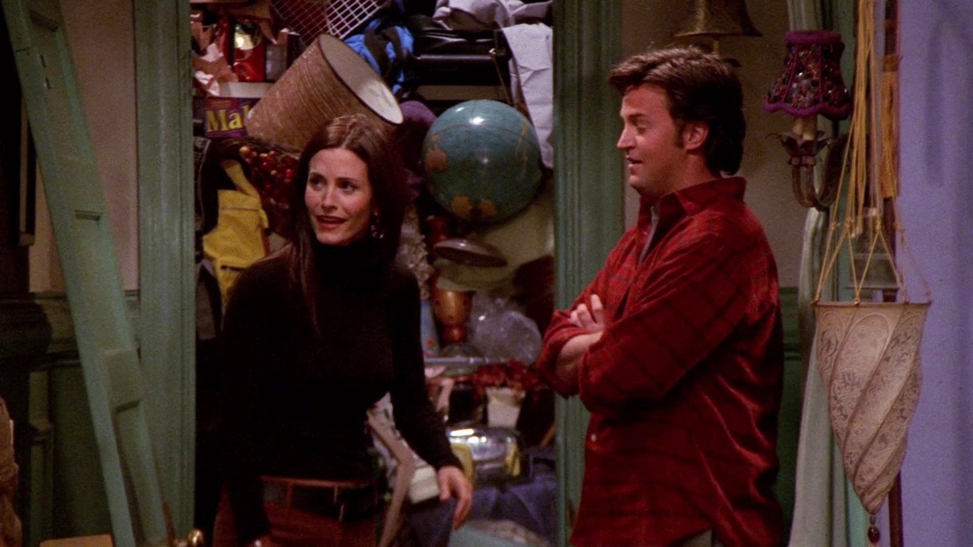 Season 8 :Episode 14  The One with the Secret Closet