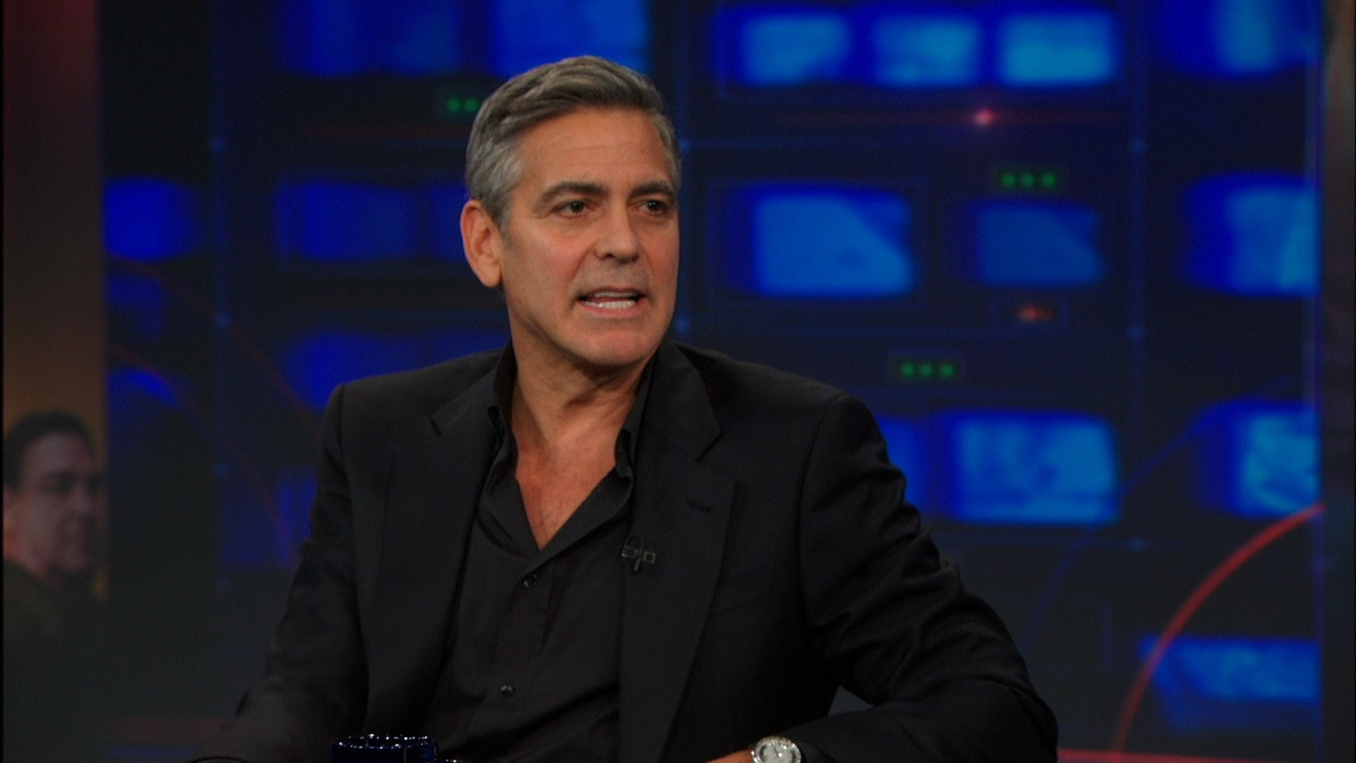 The Daily Show with Trevor Noah Season 19 :Episode 59  George Clooney