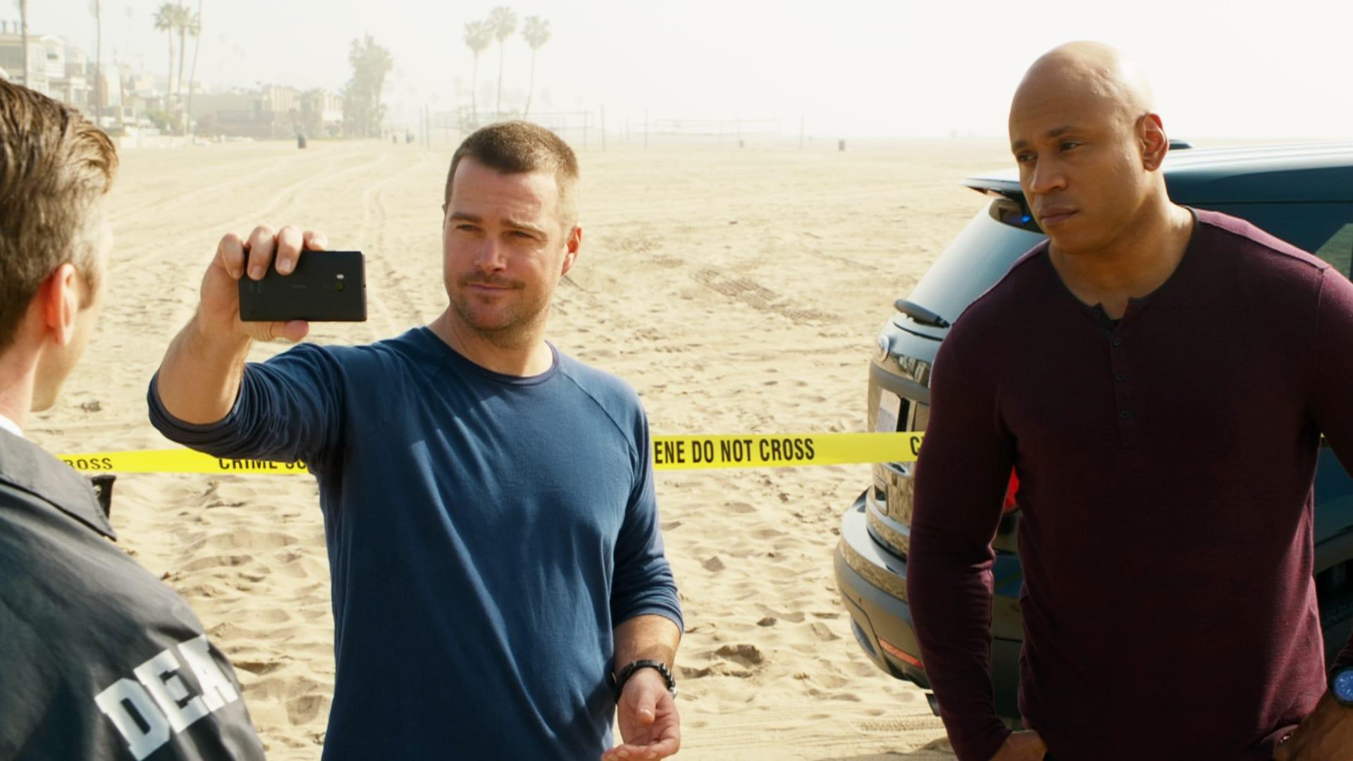 NCIS: Los Angeles Season 6 :Episode 17  Savoir Faire