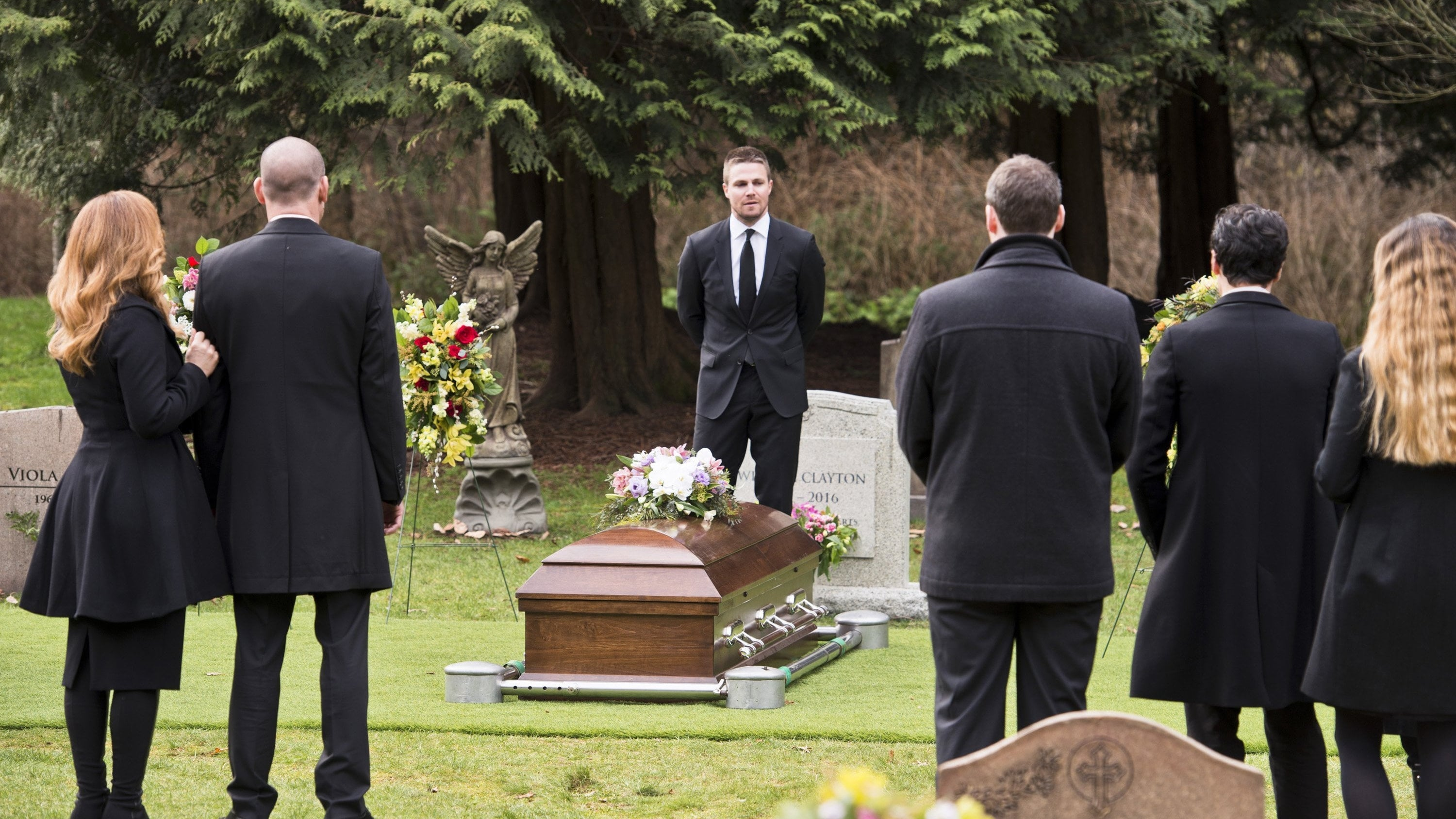 Arrow Season 4 :Episode 19  Abgesang