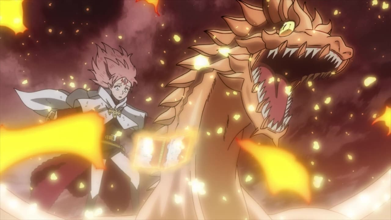 Black Clover Season 2 :Episode 36  Formation of the Royal Knights