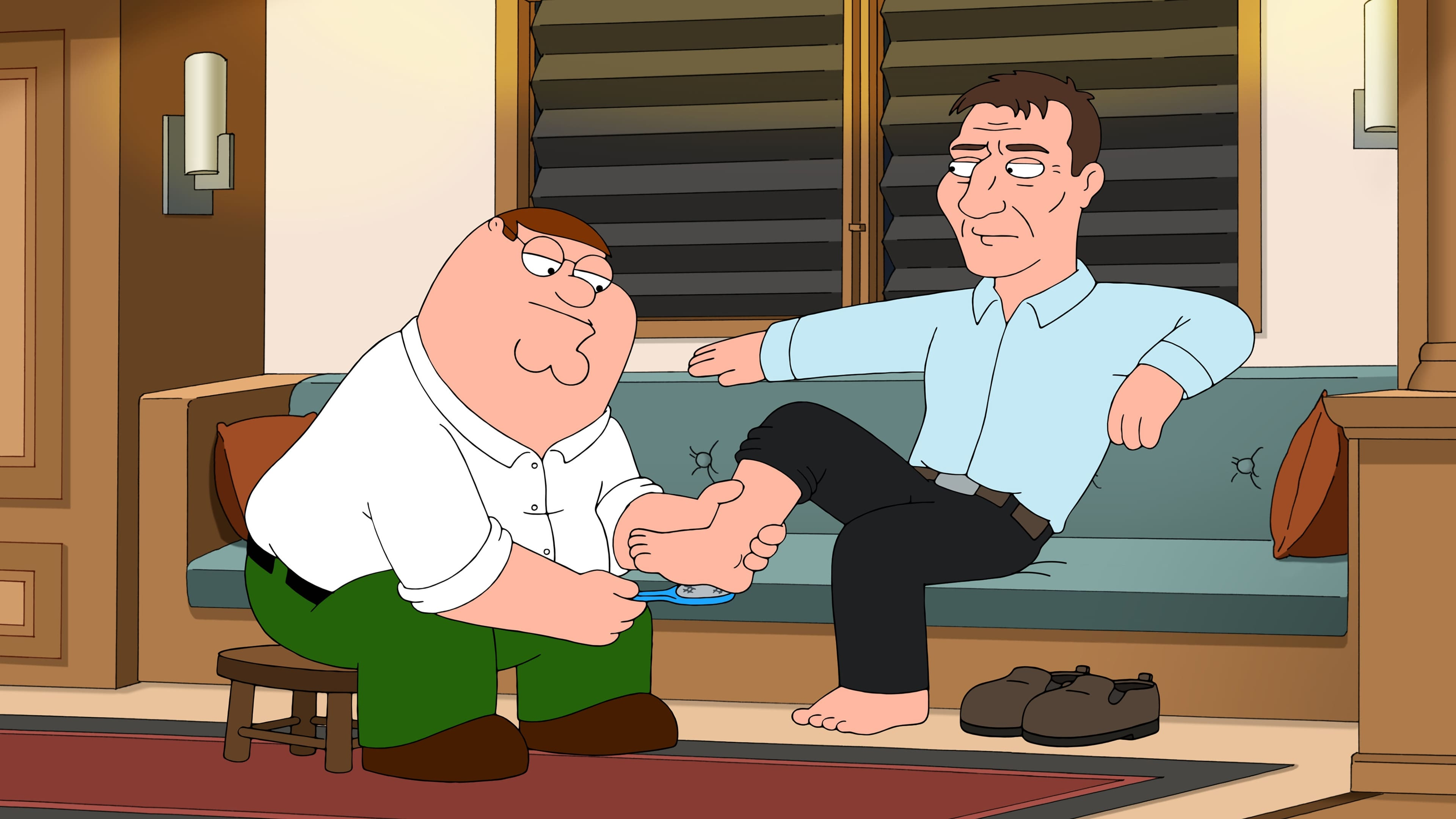 Family Guy: Temporada 13, Capitulo 17