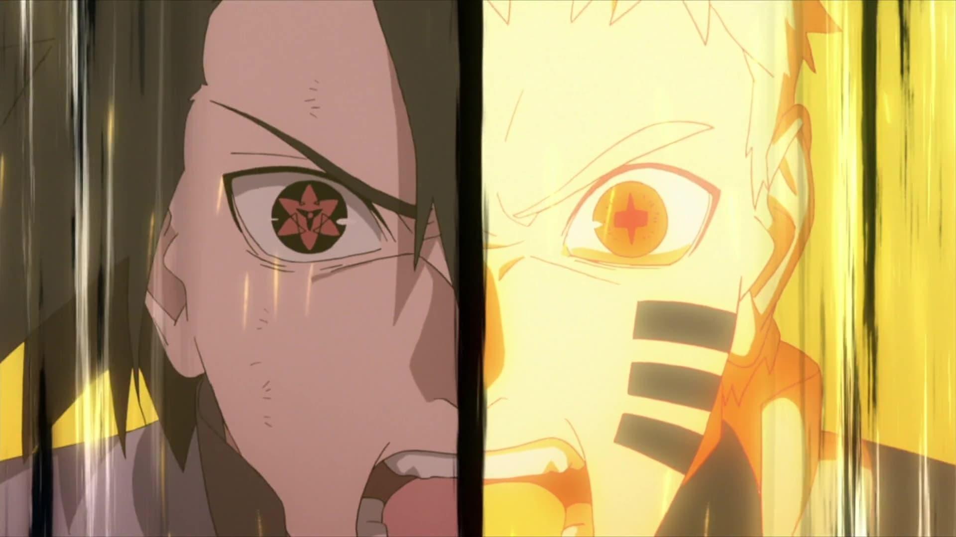 Boruto: Naruto Next Generations Season 1 :Episode 65  Father and Child