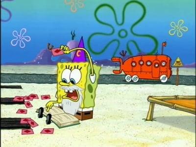 SpongeBob SquarePants Season 4 :Episode 30  Hocus Pocus