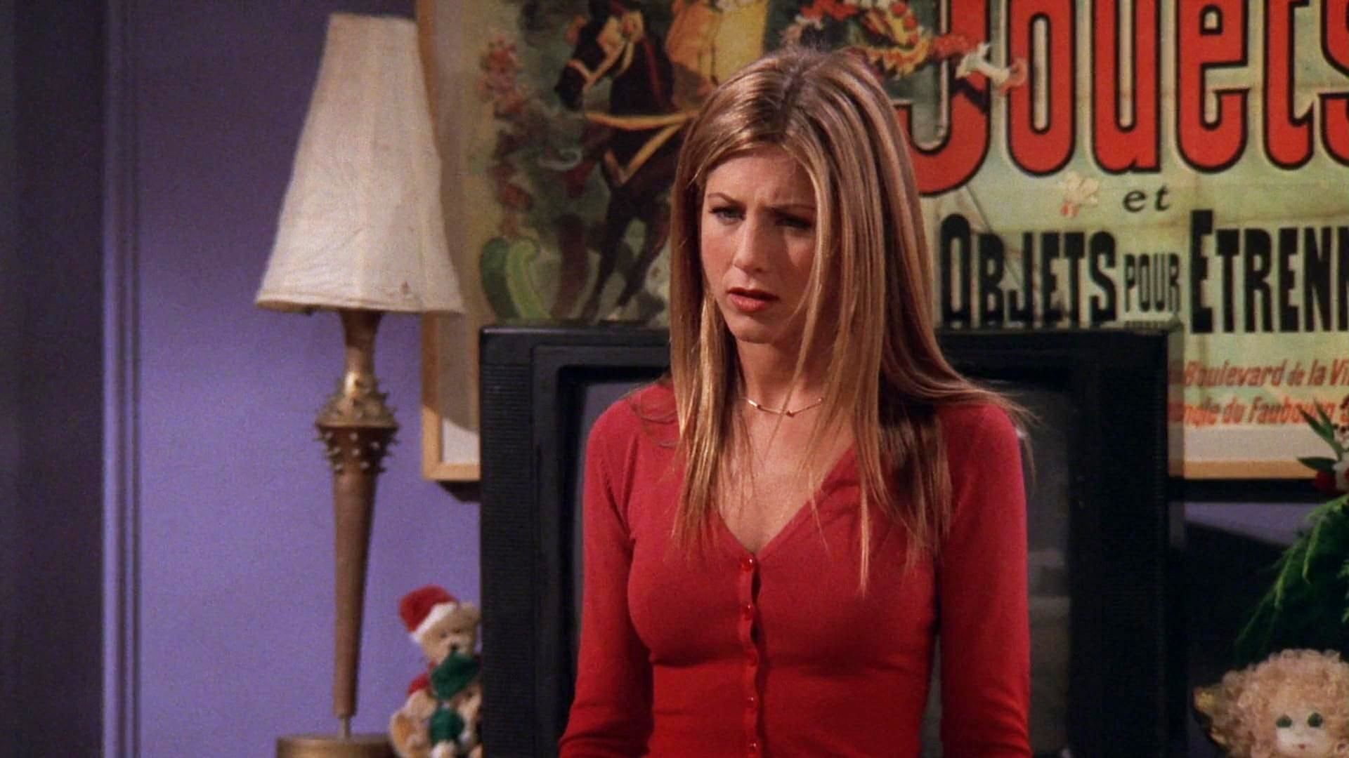 Friends Season 5 :Episode 10  The One with the Inappropriate Sister