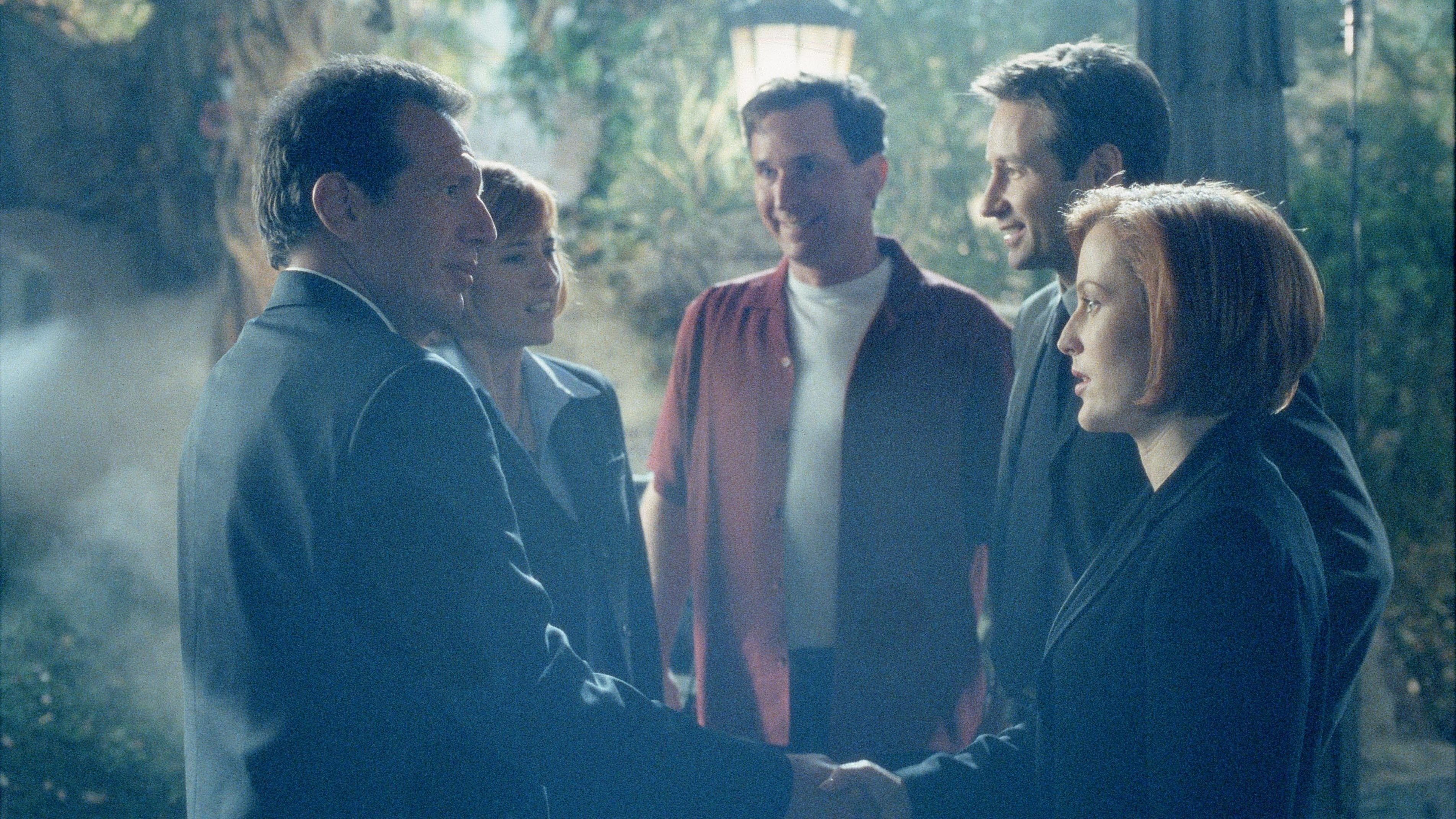 The X-Files Season 7 :Episode 19  Hollywood A.D.