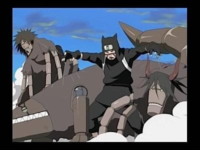 Naruto Shippūden - Season 1 Episode 7 : Run, Kankuro