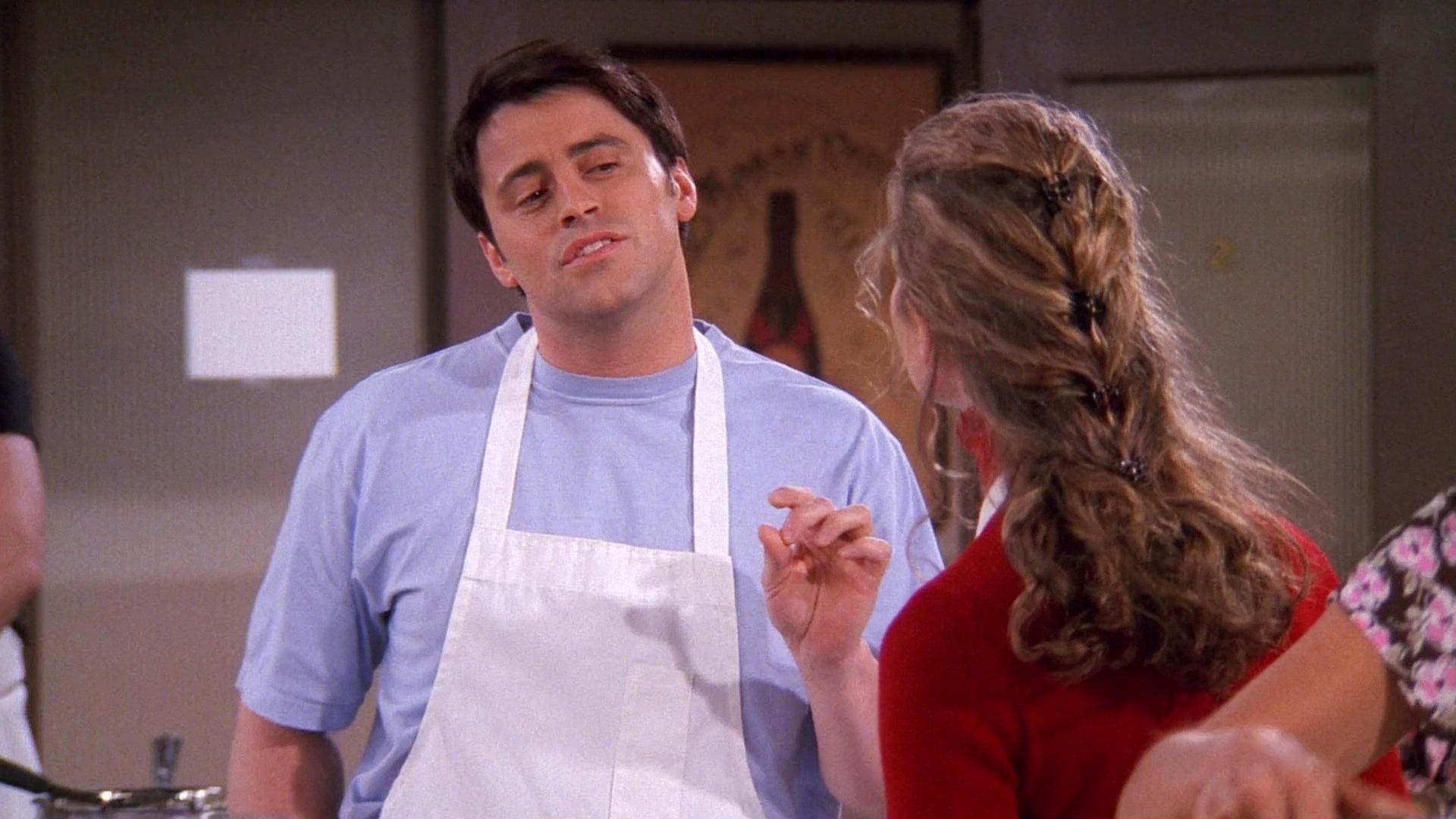 Season 8 :Episode 21  The One with the Cooking Class
