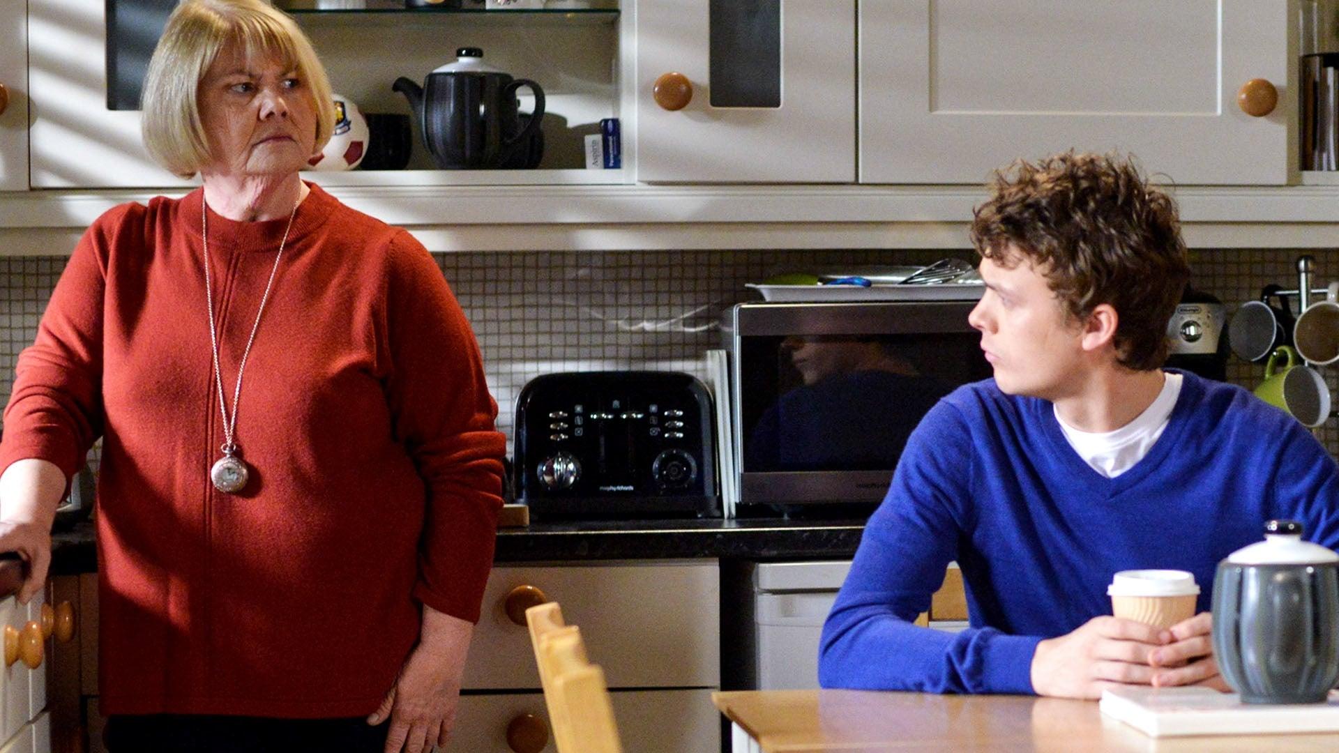 EastEnders Season 33 :Episode 22  09/02/2017 Part One