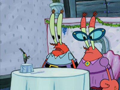 SpongeBob SquarePants Season 4 :Episode 11  Enemy-In-Law