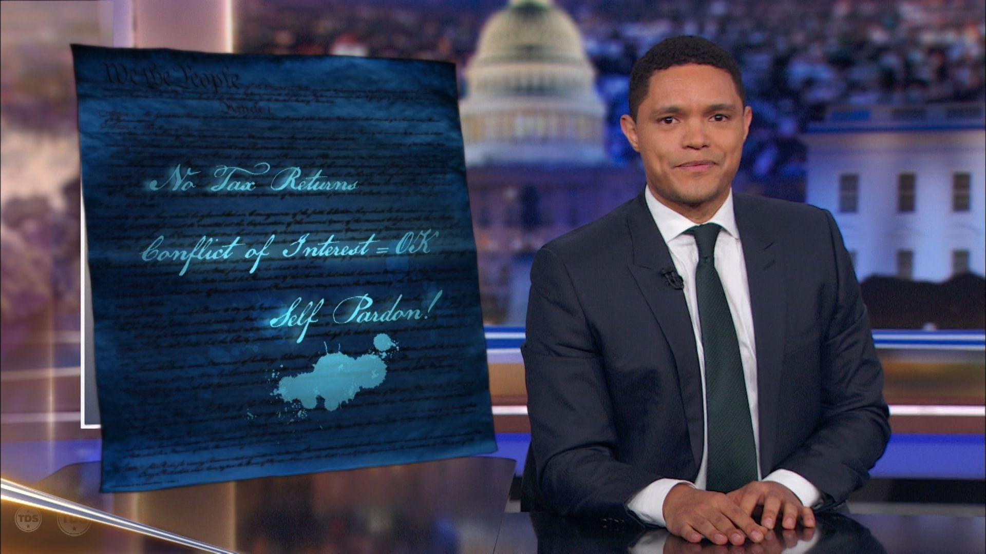The Daily Show with Trevor Noah Season 24 :Episode 40  Marc Mauer