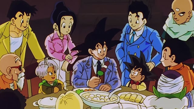 Dragon Ball Z Kai Season 6 :Episode 25  And So, After 10 Years... The First World Martial Arts Tournament in a Long Time!