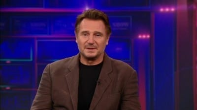 The Daily Show with Trevor Noah Season 18 :Episode 2  Liam Neeson