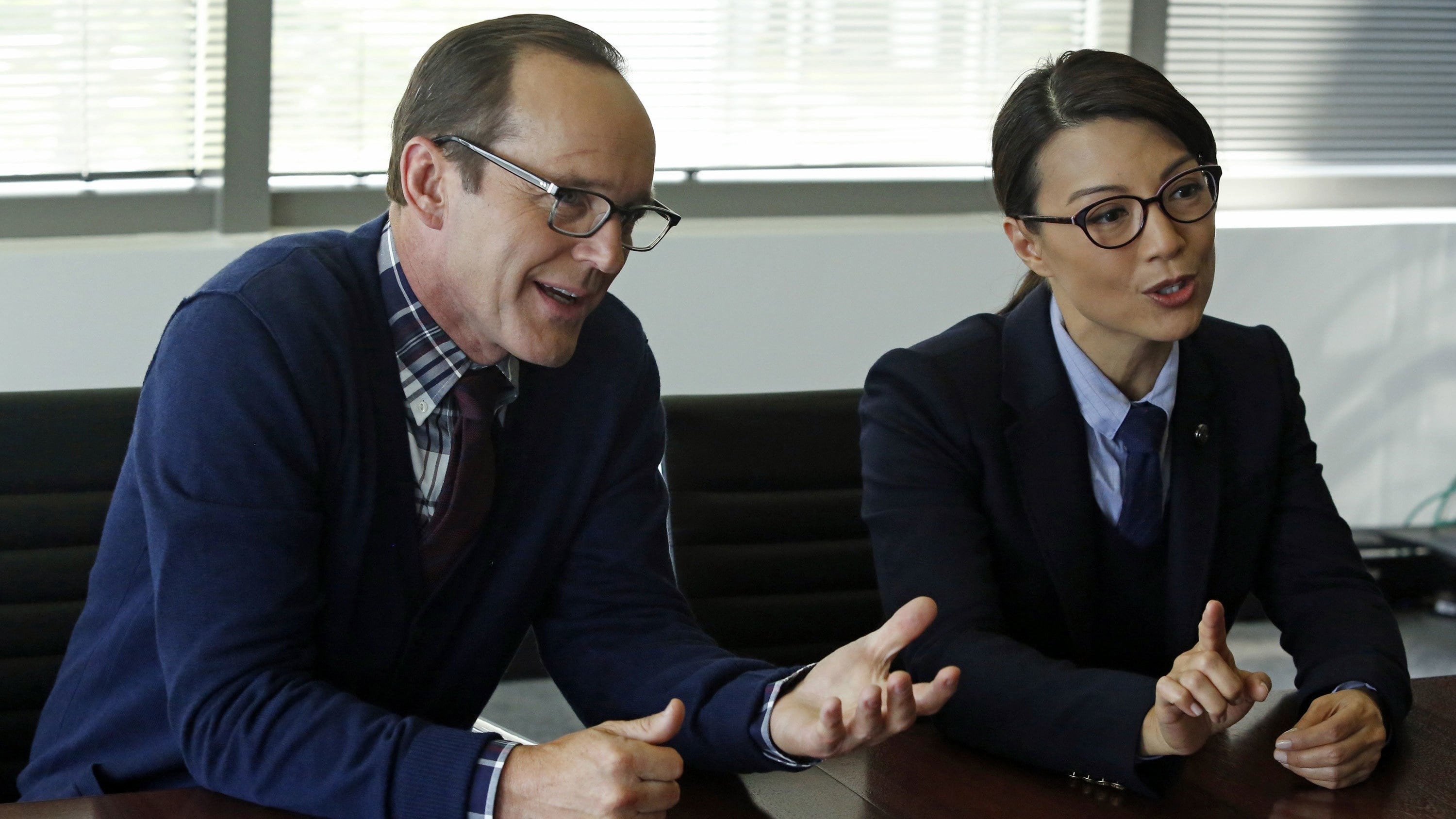 Marvel's Agents of S.H.I.E.L.D. Season 1 :Episode 21  Ragtag