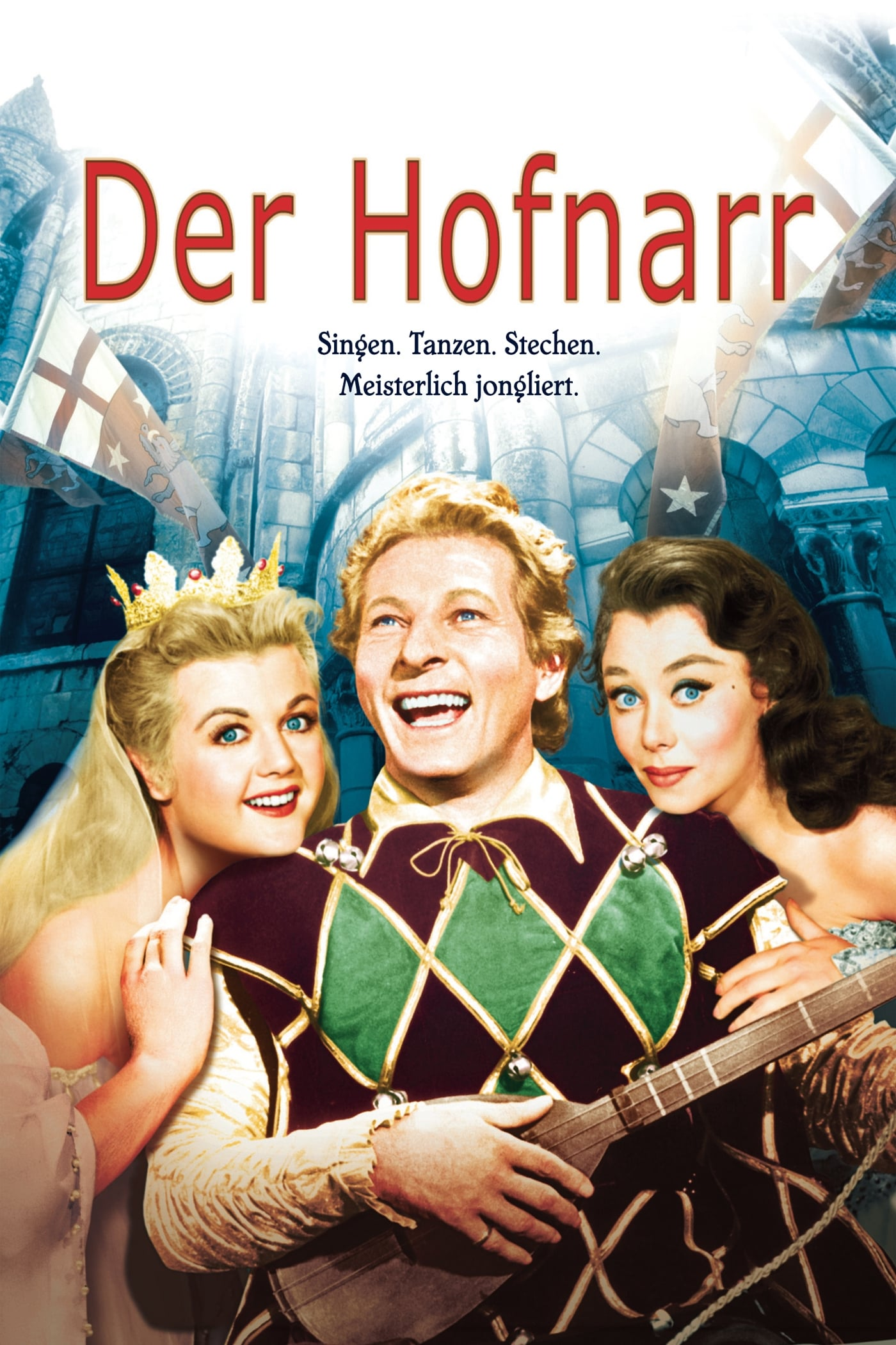 Der Hofnarr (1955) Ganzer Film Deutsch