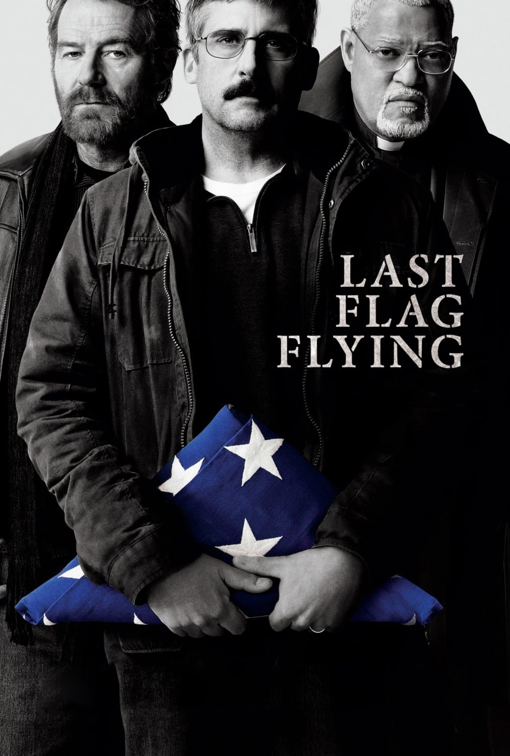 La última bandera (Last Flag Flying) ()