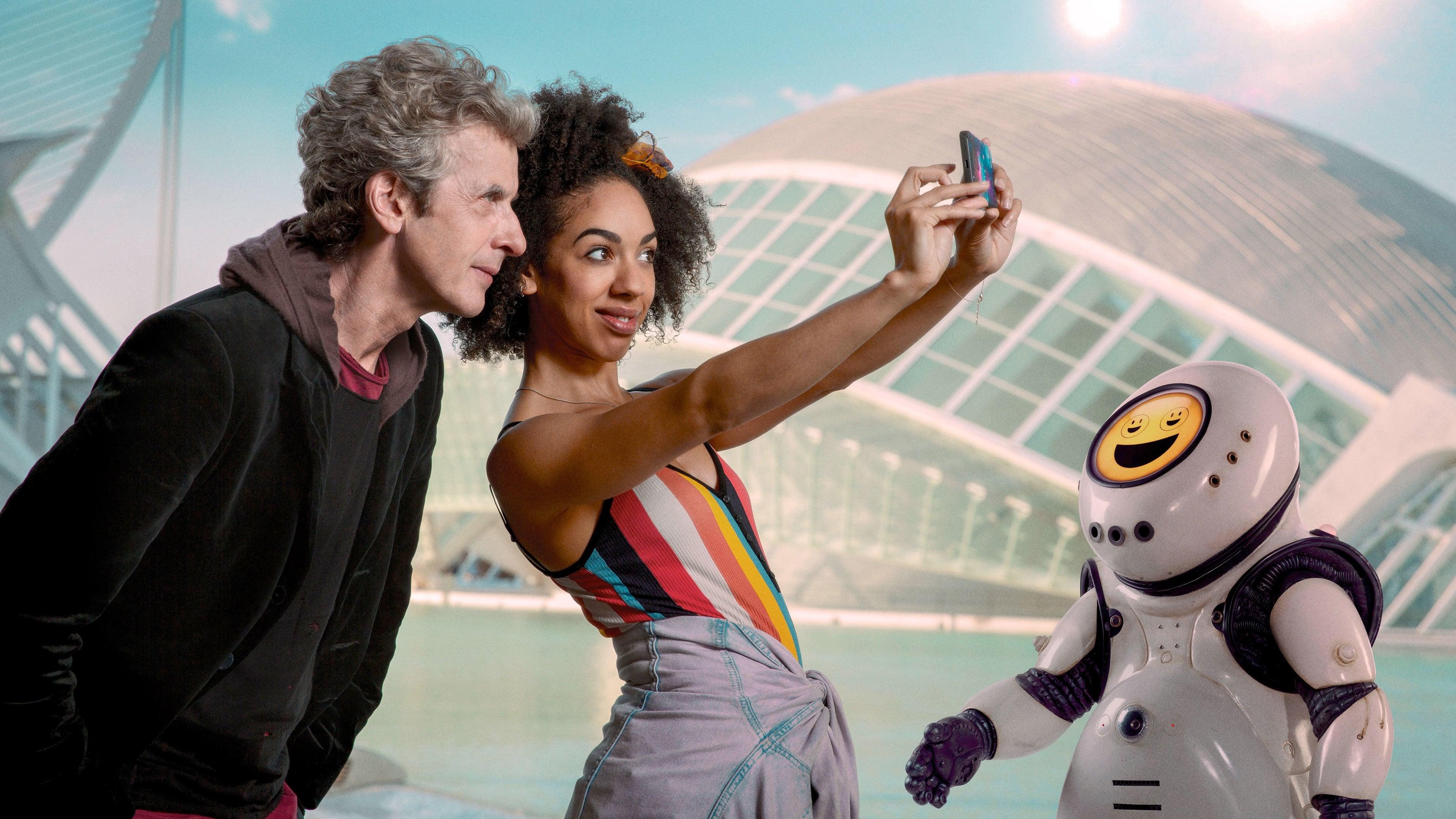 Doctor Who Season 10 :Episode 2  Der lächelnde Tod