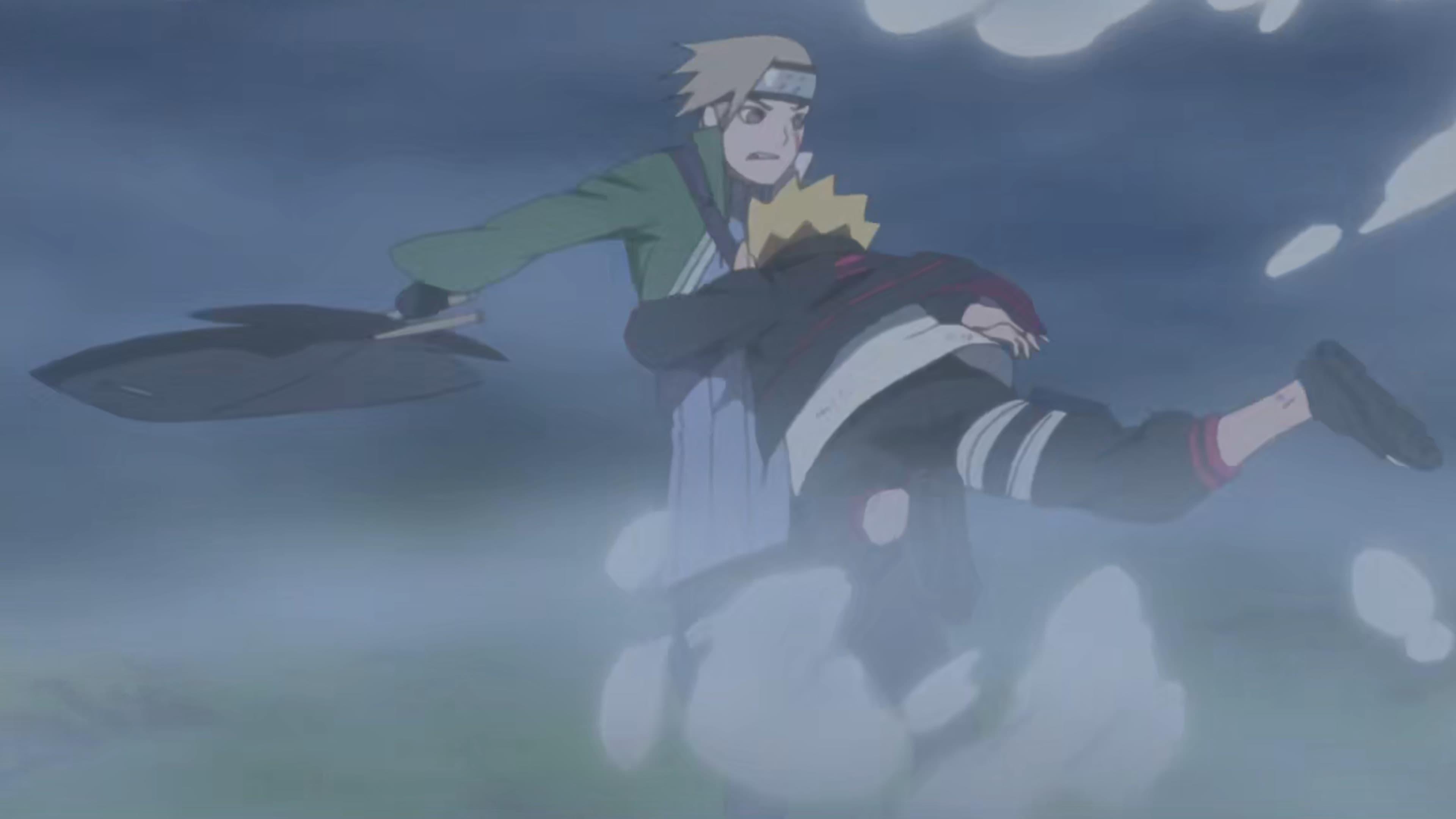Boruto: Naruto Next Generations • S01E31