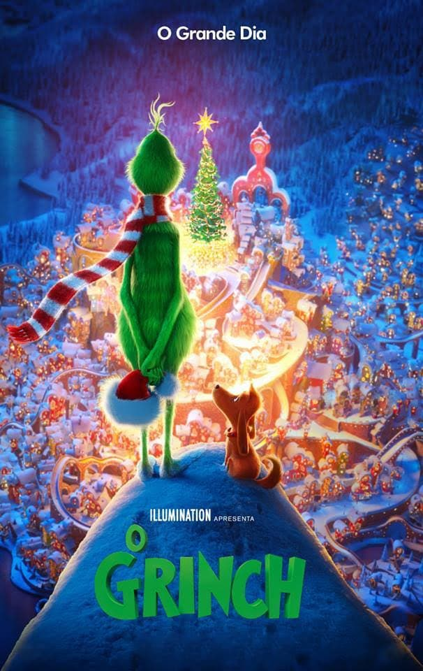 O Grinch (2019) Torrent - BluRay 720p e 1080p Dublado / Dual Áudio 5.1 Download