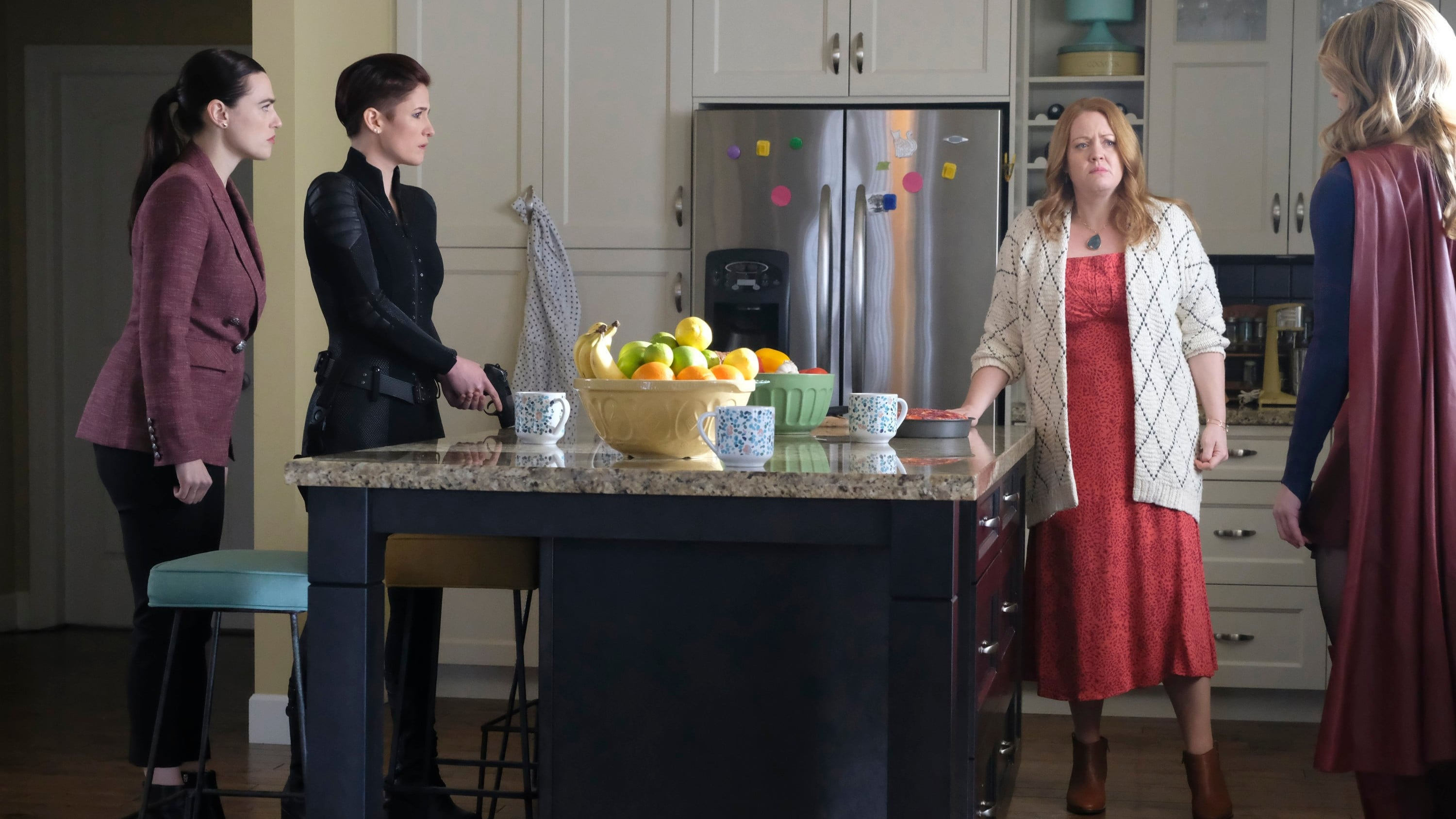 Supergirl Season 4 :Episode 17  All About Eve