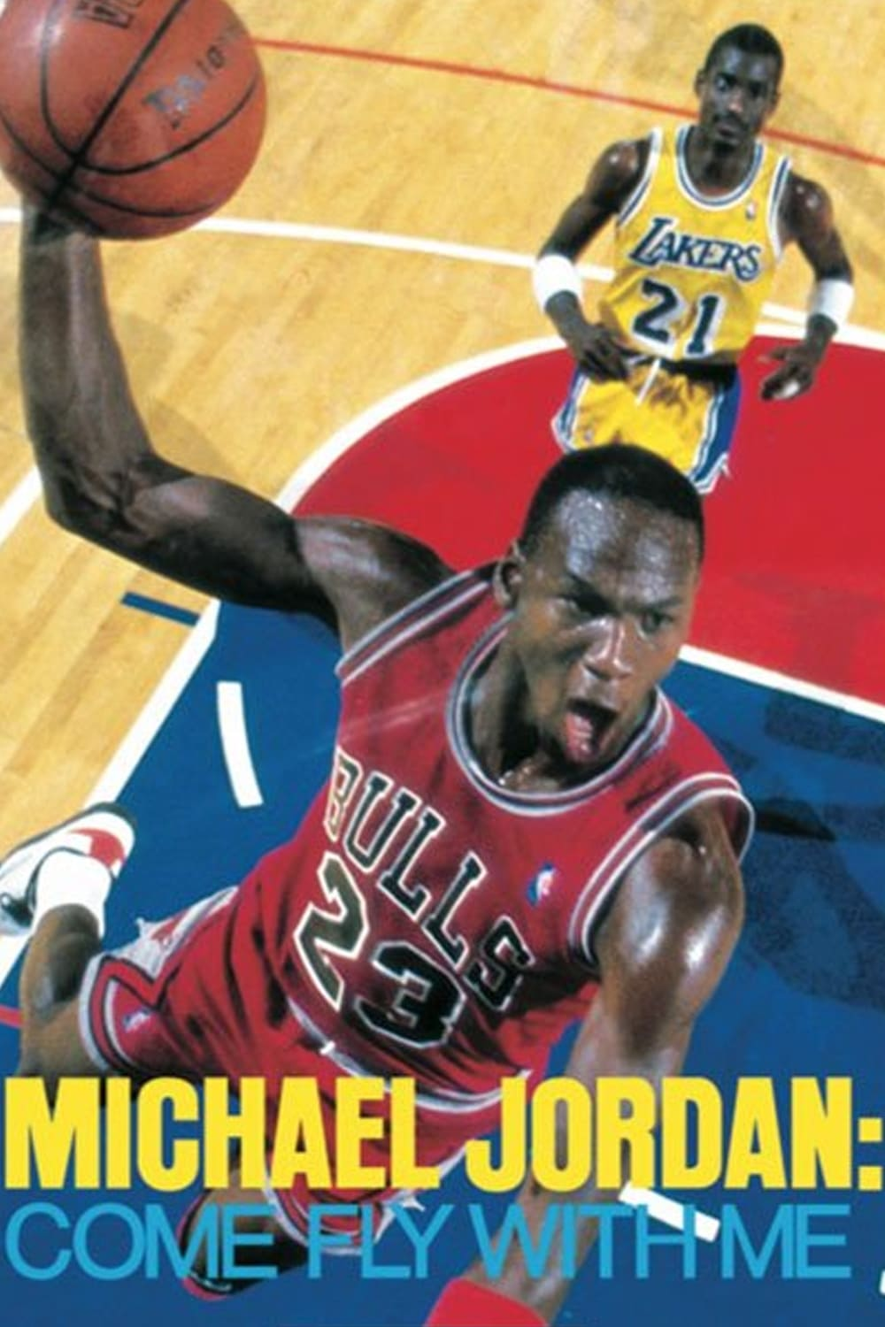 image for Michael Jordan: Come Fly with Me