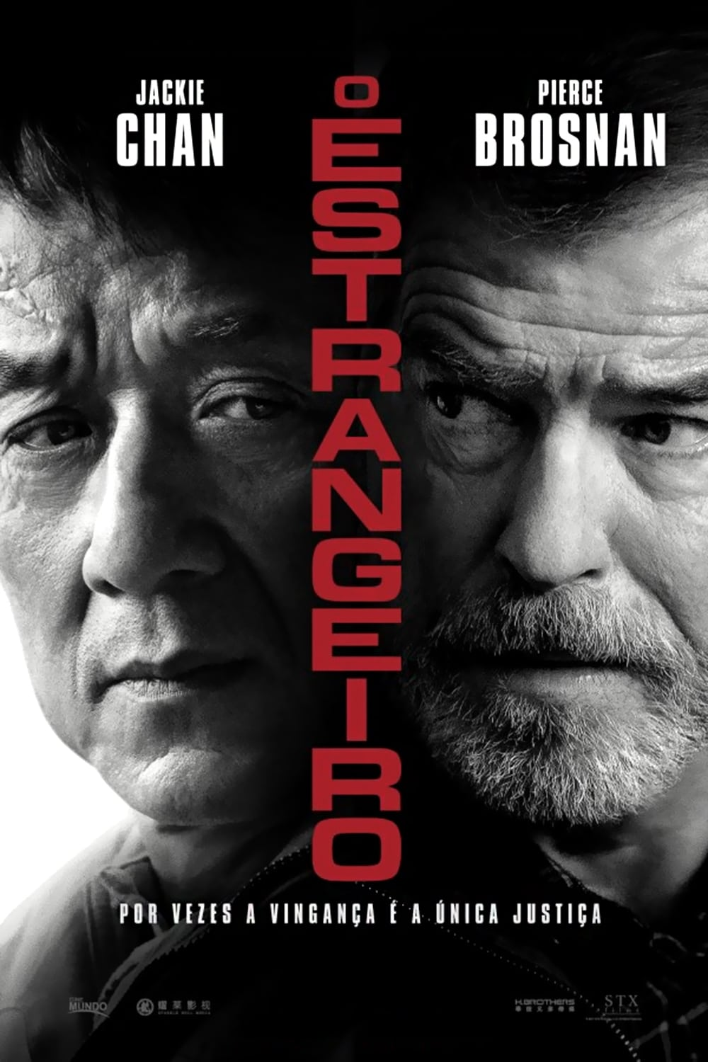 O Estrangeiro Torrent (2018) Dual Áudio Dublado BluRay 1080p Download