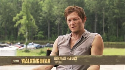 The Walking Dead - Season 0 Episode 15 : Inside The Walking Dead: What Lies Ahead