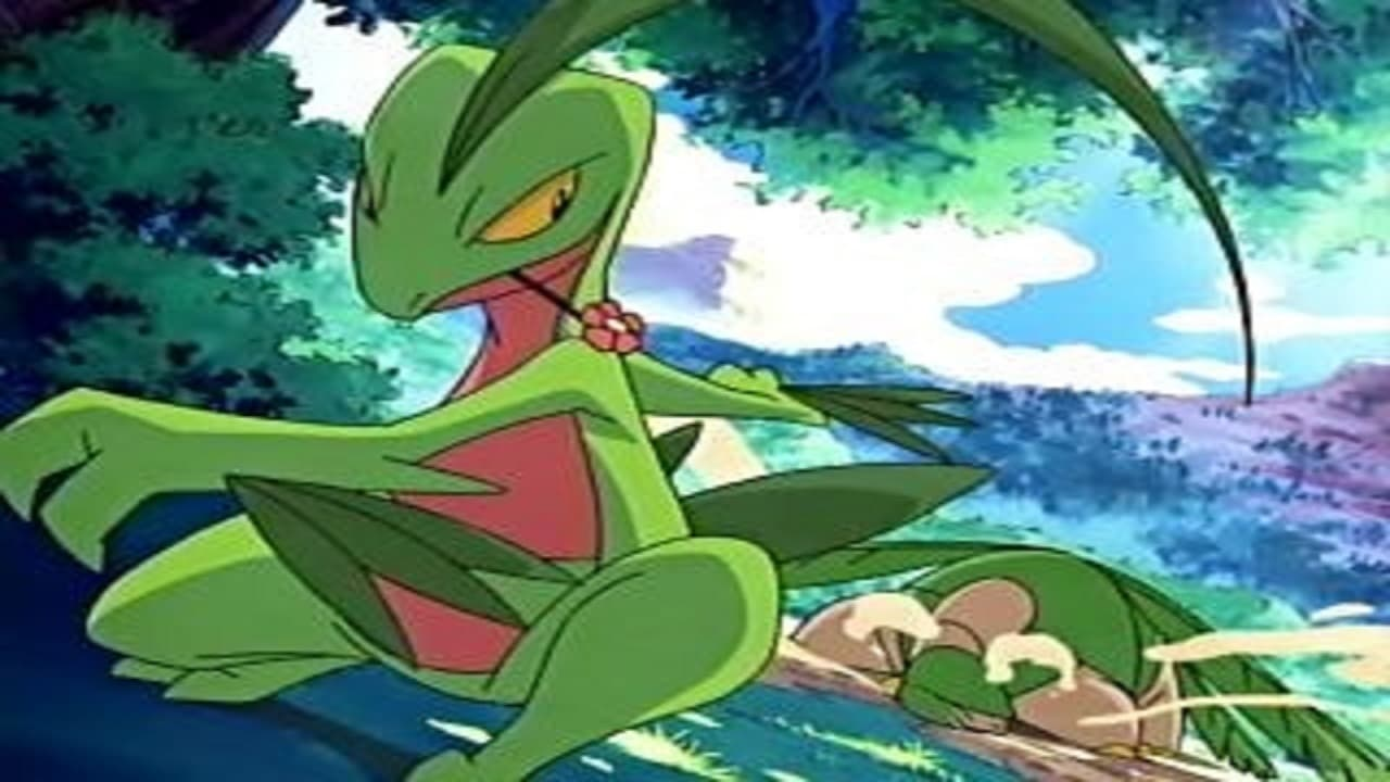 Season 9 :Episode 16  Odd Pokémon Out!