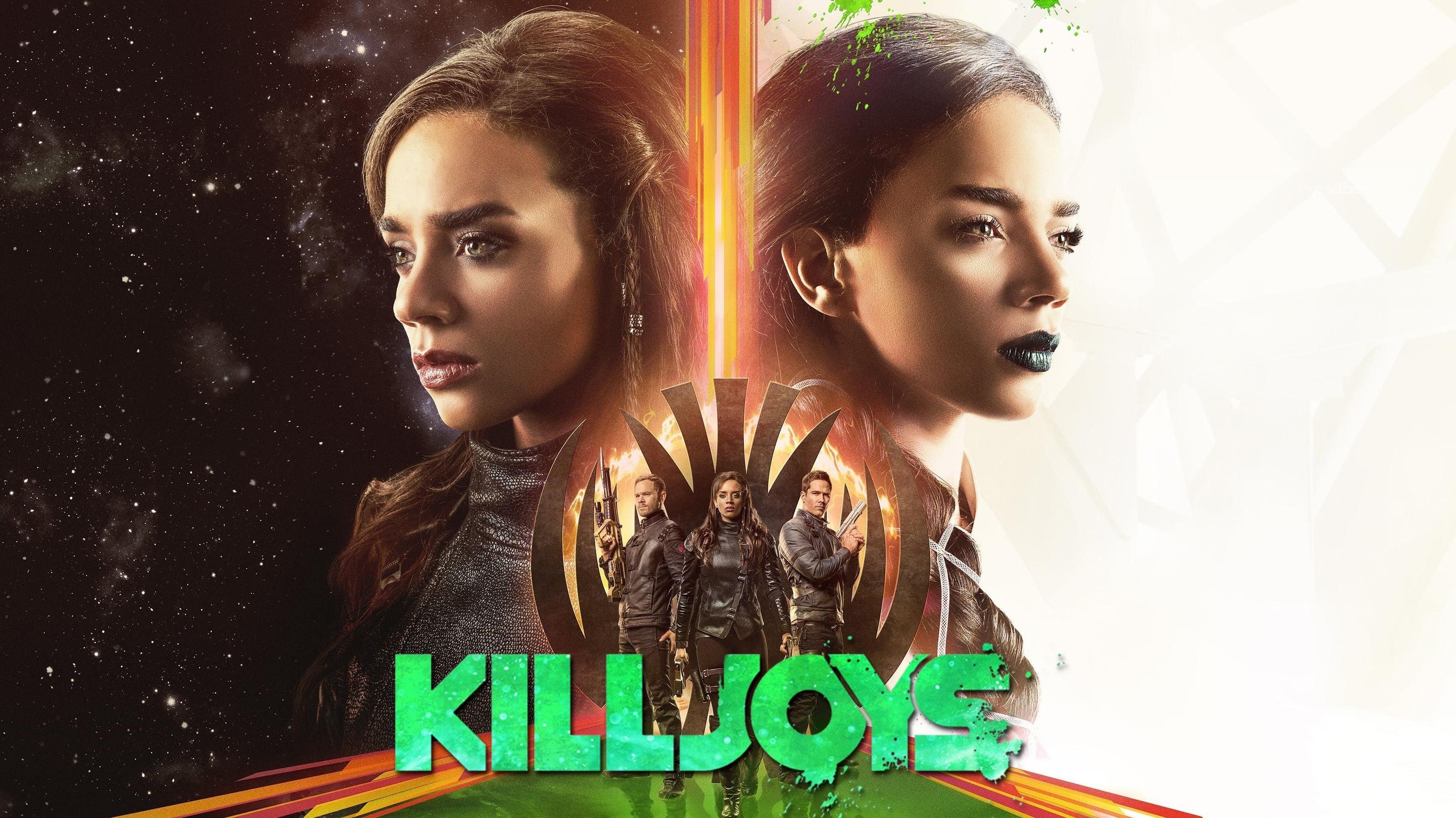 Killjoys - Season 2