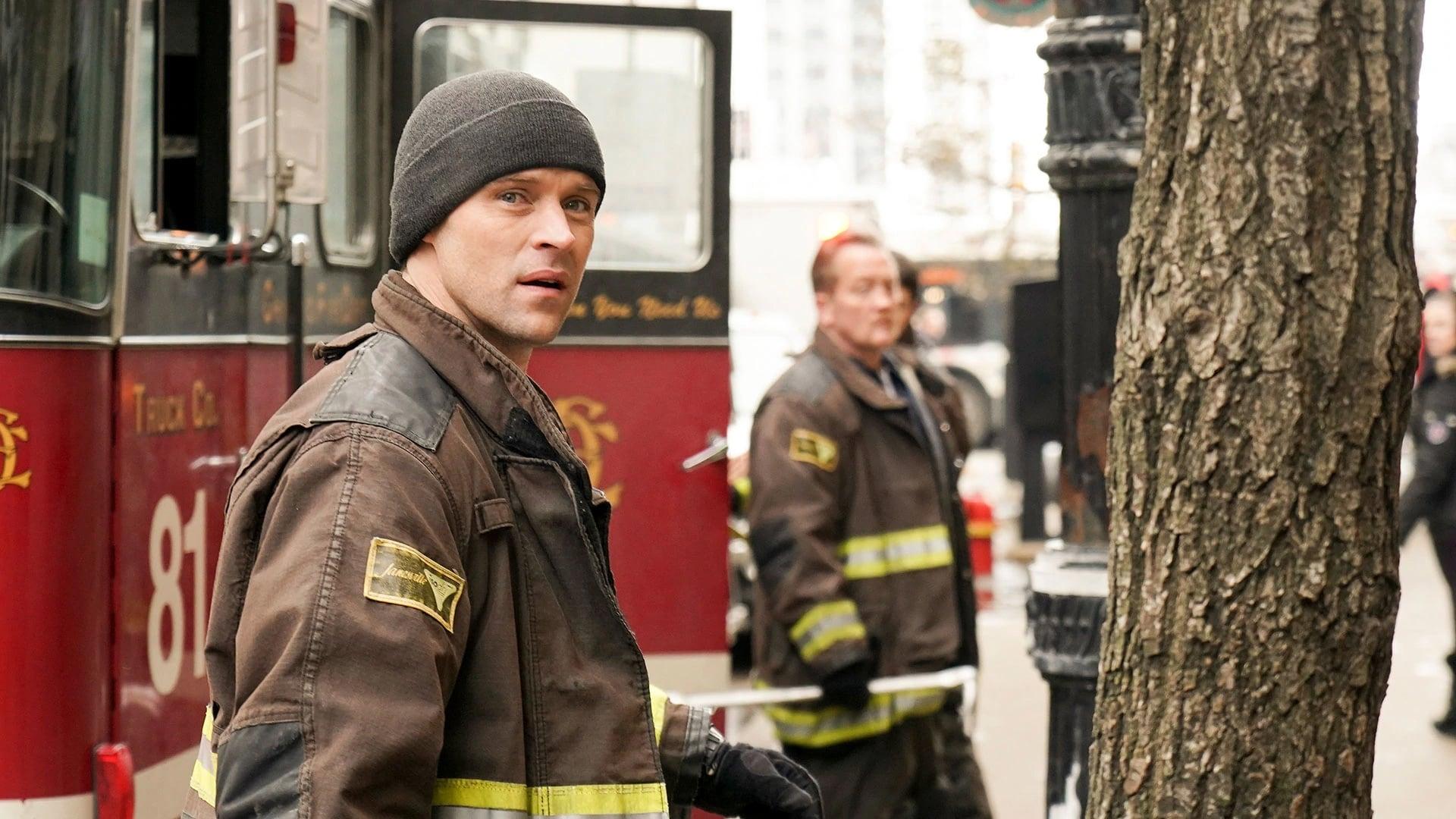 Chicago Fire Season 7 :Episode 12  Aus dem Nichts