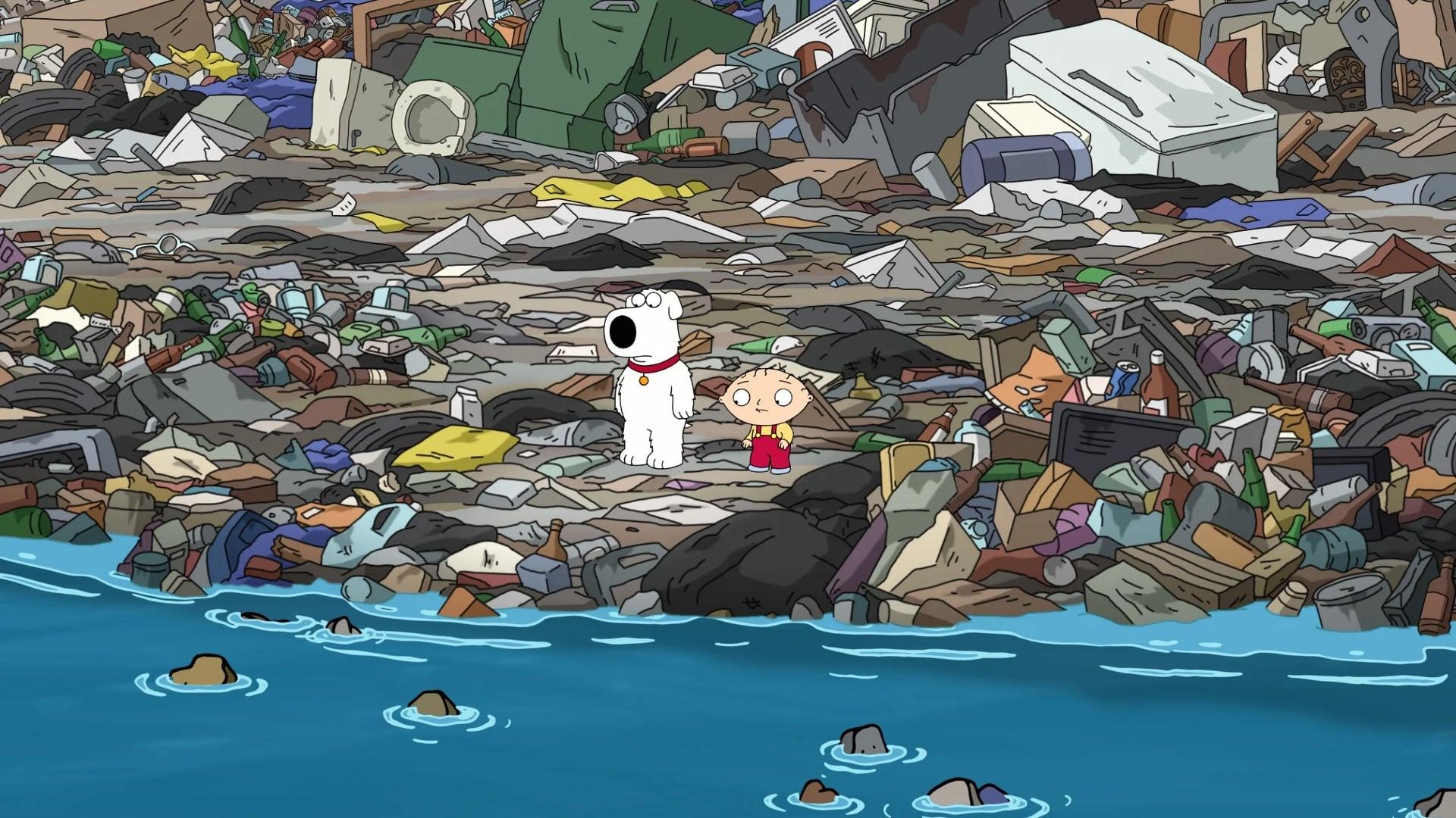 Family Guy - Season 17 Episode 17 : Island Adventure