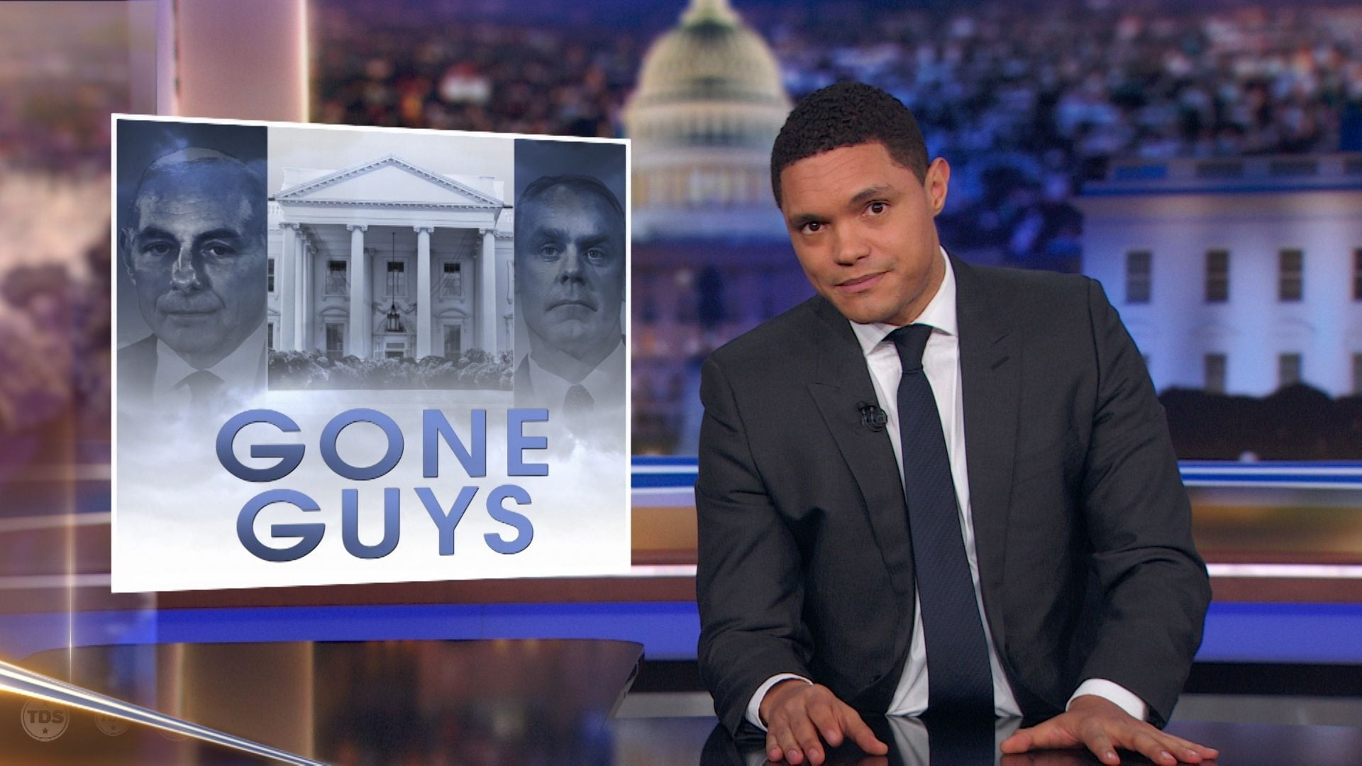 The Daily Show with Trevor Noah Season 24 :Episode 36  Eve Ewing