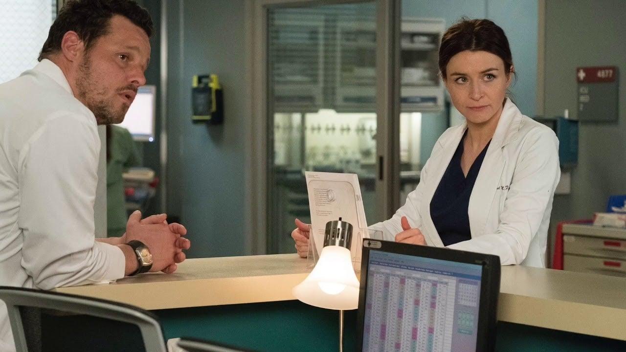 Grey's Anatomy Season 14 :Episode 23  Cold As Ice
