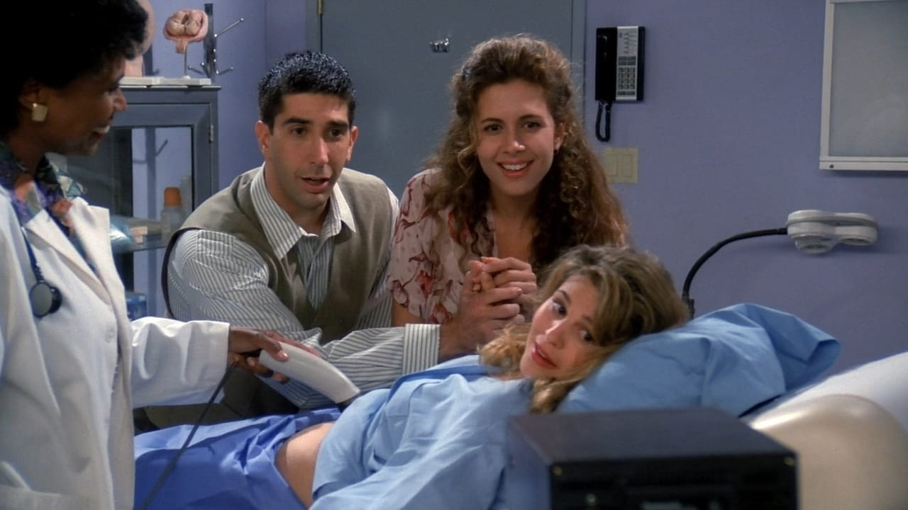 Friends Season 1 :Episode 2  The One with the Sonogram at the End