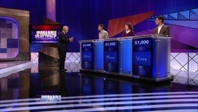 Jeopardy! • S2012E57