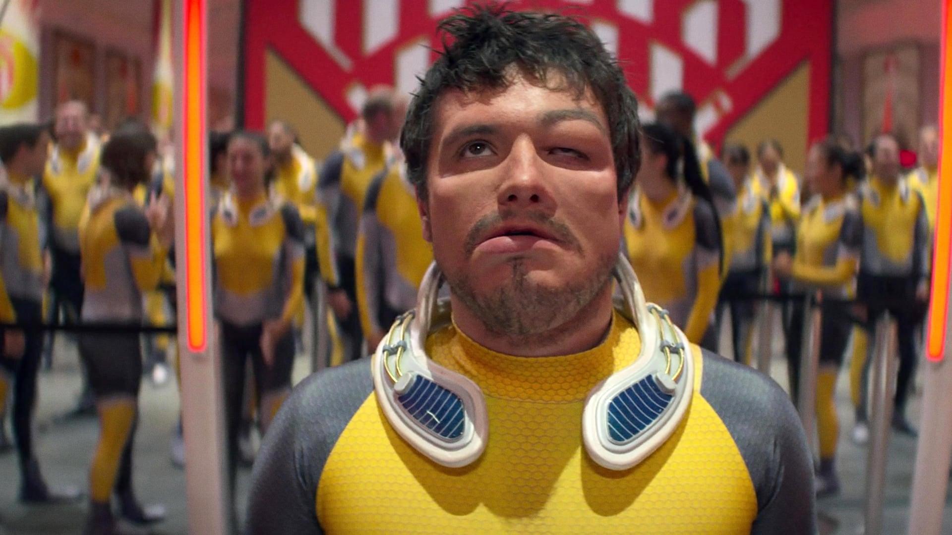 Future Man Season 2 :Episode 11  Dia De Los Robots