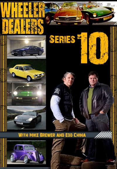 Wheeler Dealers Season 10