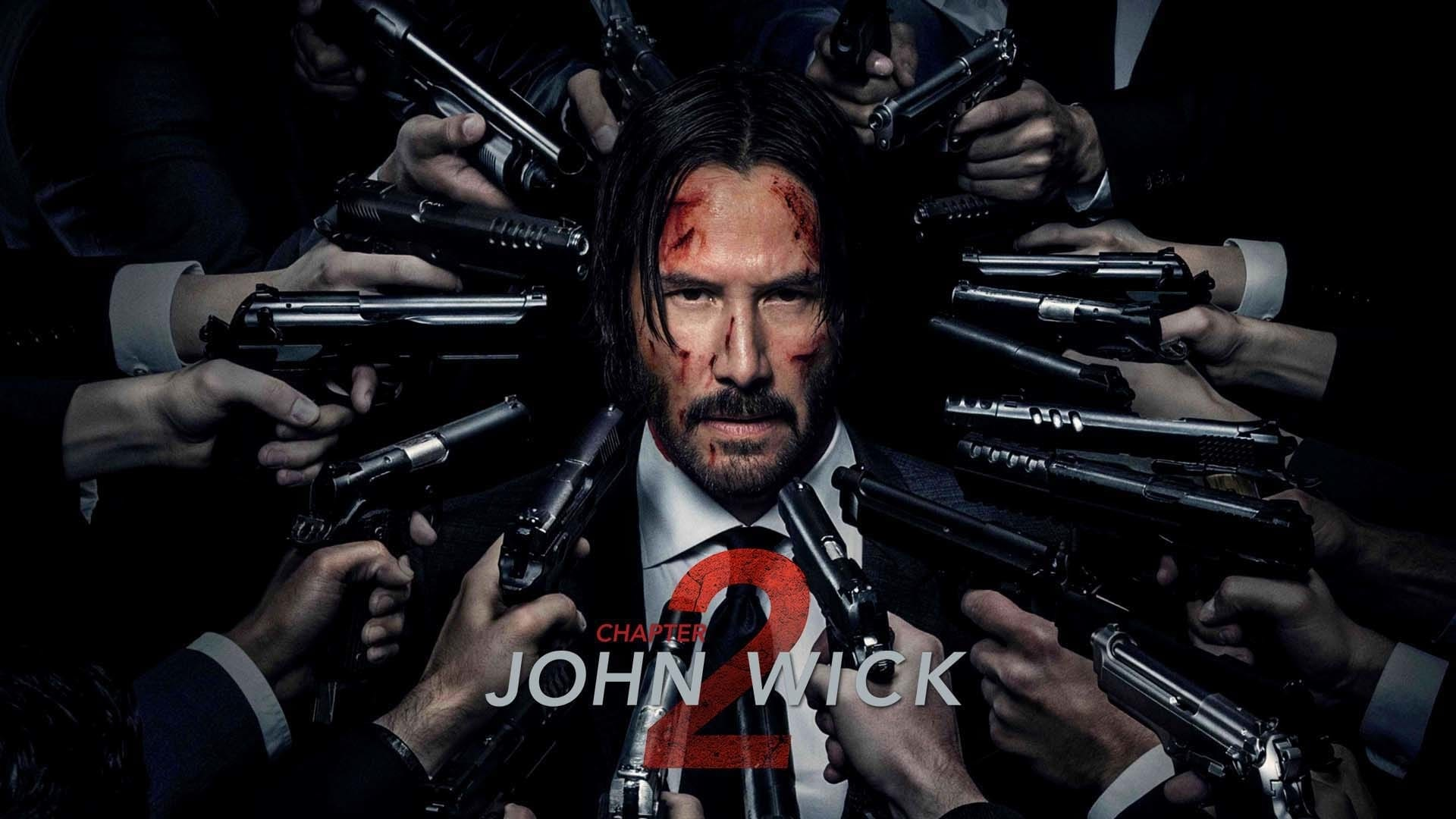 John Wick Chapter 2 2017 123 Movies Online